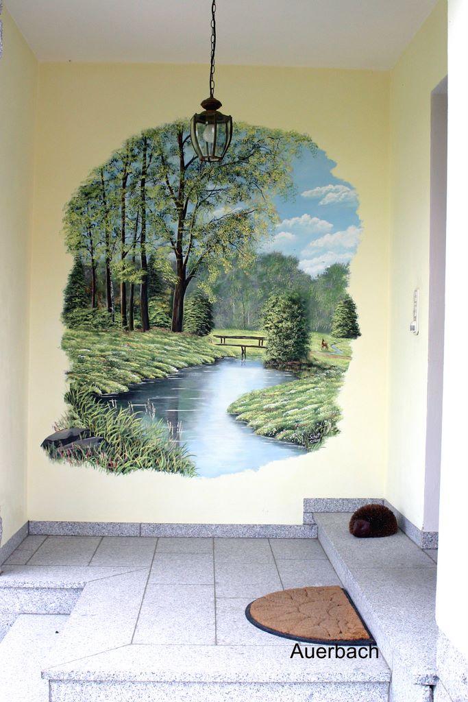 Kunstmalerei Schott   Wandmalerei, Illusionsmalerei, Dekorationsmalerei,  Wandbilder U0026 Bühnen